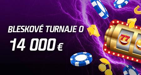 BLESK za 14 000 €