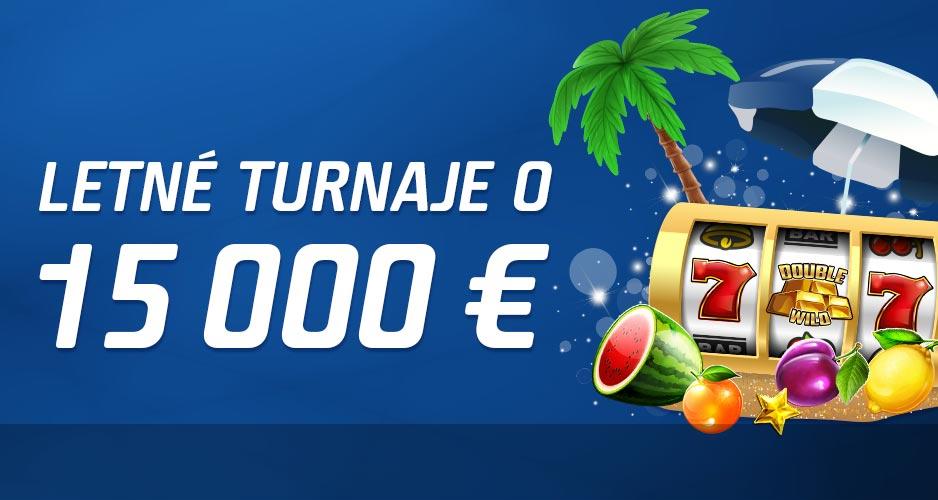15 000 € horúcej dotácie
