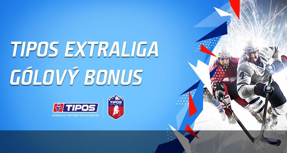TIPOS Extraliga gólový bonus